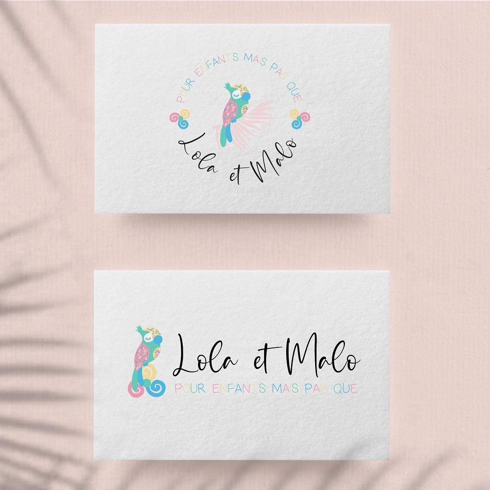 LOGO LOLA & MALO3
